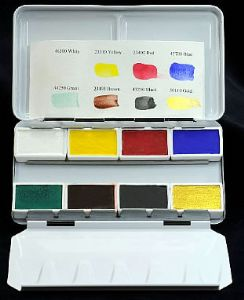 Kremer Watercolour Sets